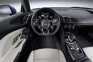 Audi presents the new R8