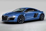 Audi Giới Thiệu Mẫu R8 Mới Tại Geneva
