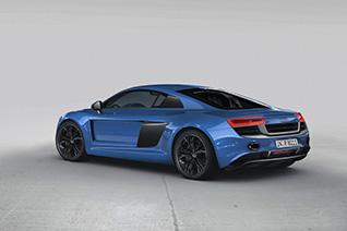 Audi introductie nieuwe R8 in Genève