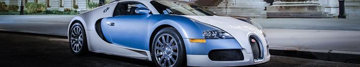 Special: the legendary Bugatti Veyron 16.4
