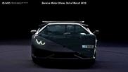 DMC Luxury Mang Lamborghini Huracán LP610-4 Hàng Độ Đến Geneva