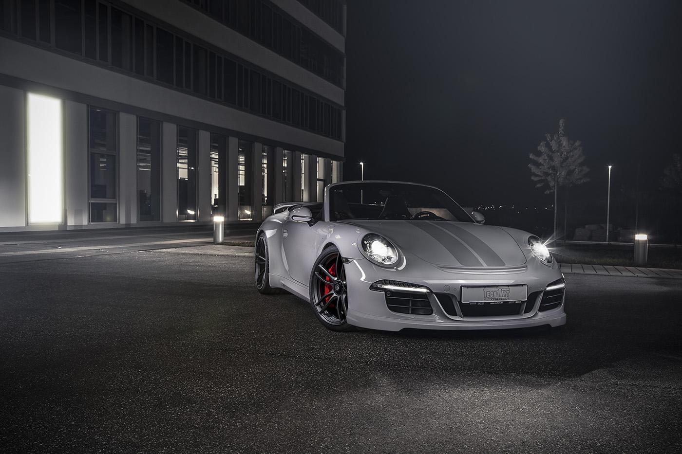 Techart Makes The Porsche 991 Gts Experience Even Better