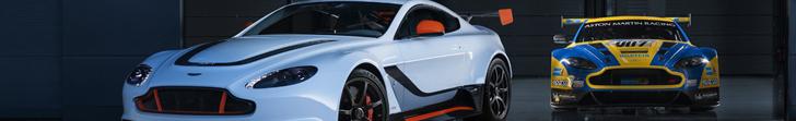 Máquina de estrada: Aston Martin Vantage GT3 Special Edition