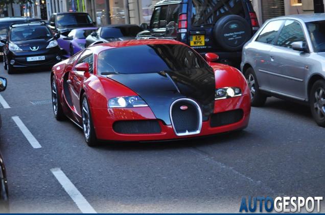 Aantallen Bugatti Veyron onder de loep gelegd