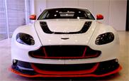 Vídeo: Aston Martin Vantage GT3 suena brutal!