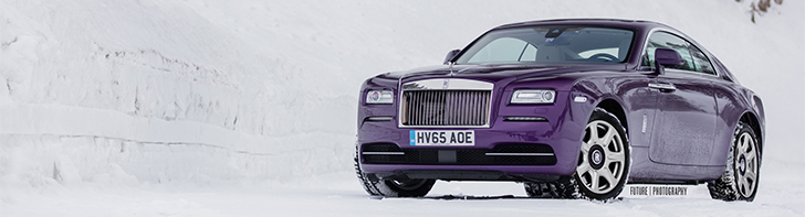 Switzerland at its best: Rolls-Royce Wraith reportage in Gstaad