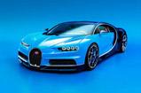 Daar is de Bugatti Chiron!