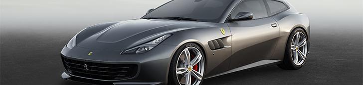 Ferrari frappe fort avec la nouvelle Ferrari GTC4 Lusso