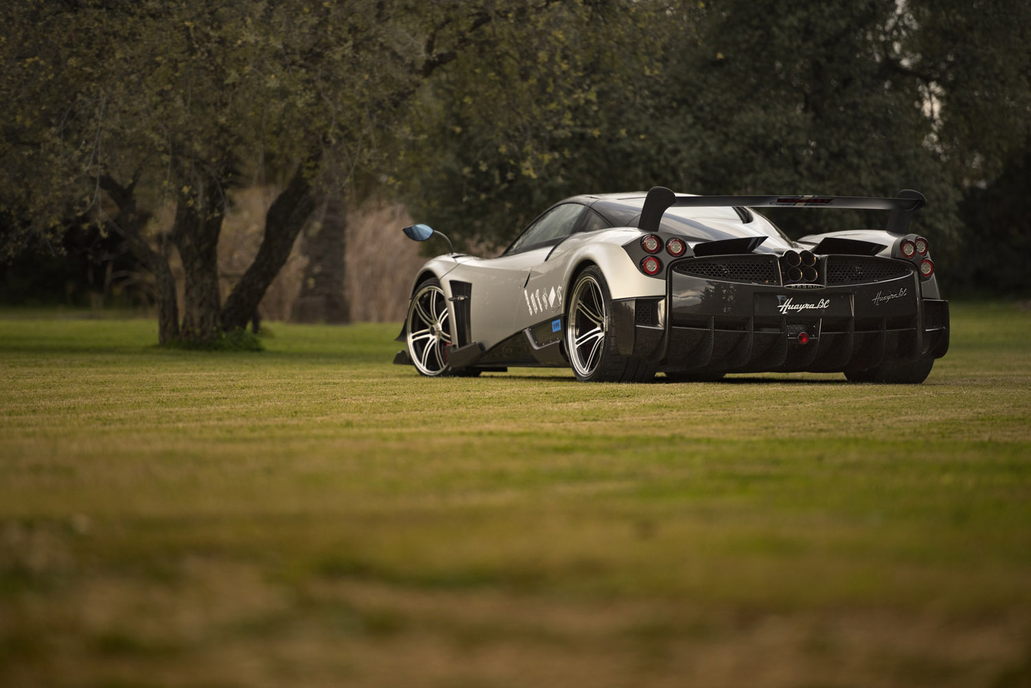 The Pagani Huayra Bc Is A Fact