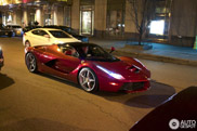 LaFerrari stiehlt allen die Show in Chicago