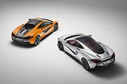 McLaren présente la 570GT, version grand tourisme de la 570S