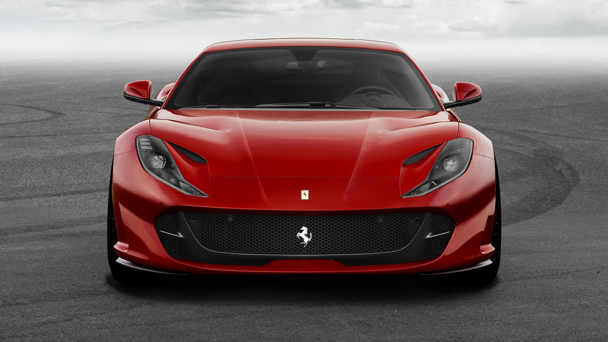 News From Maranello Ferrari 812 Superfast