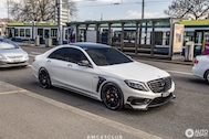 Meaner than mean: Brabus B63-650