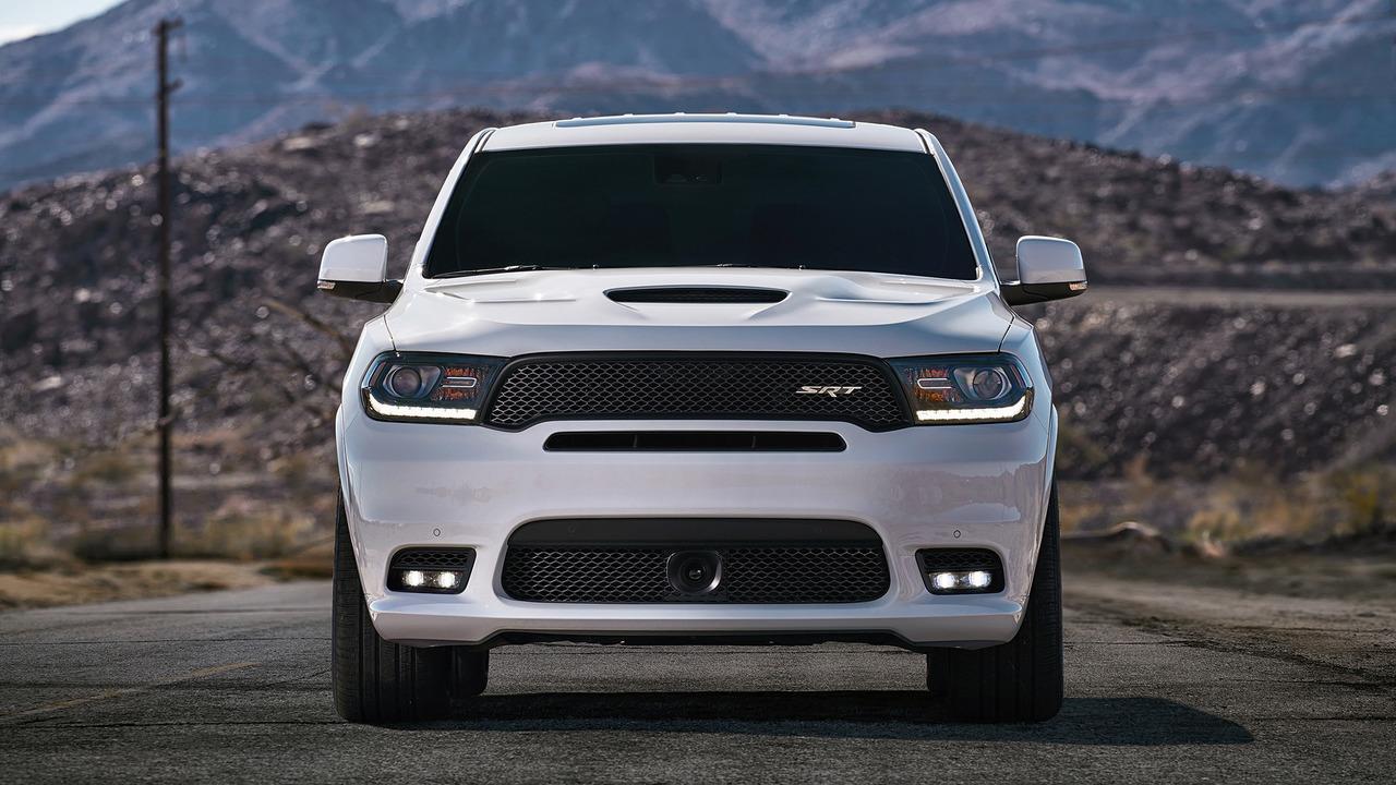 Finally The Dodge Durango Srt