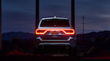Dodge Durango SRT: no substitute for cubic inches!