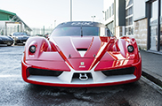 For sale: The world's one and only street-legal Ferrari FXX
