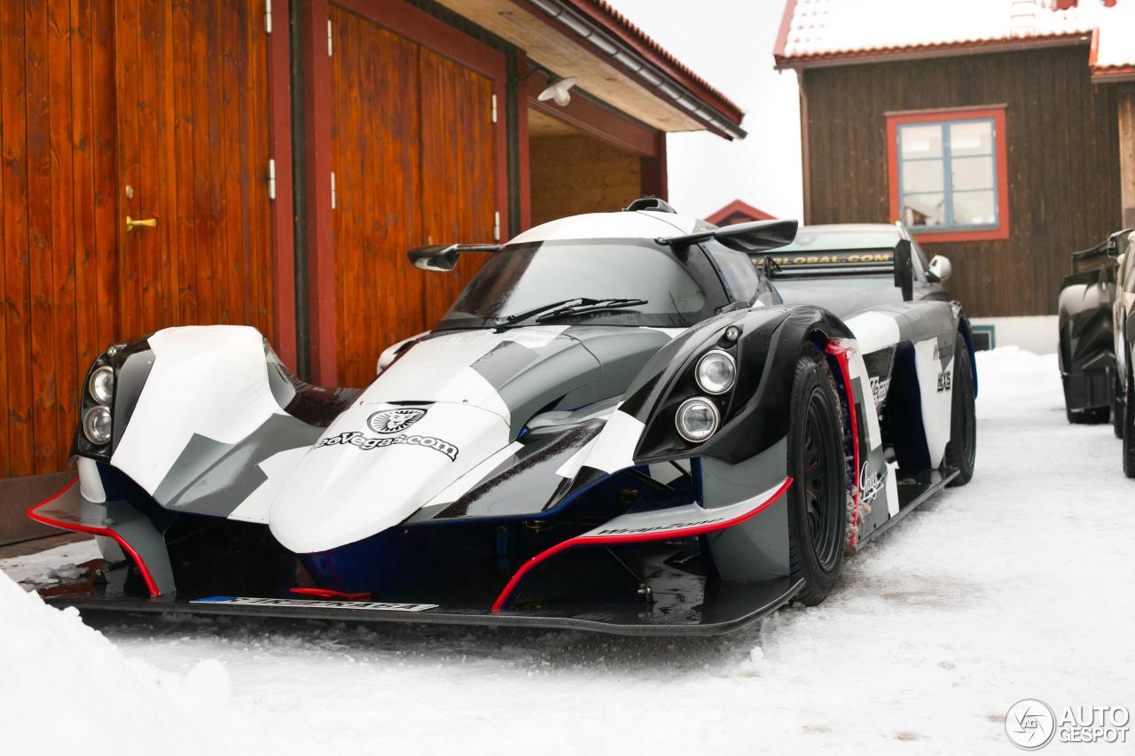 Praga R1R in sneeuw en ijs?