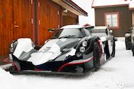 Praga R1R in snow and ice?