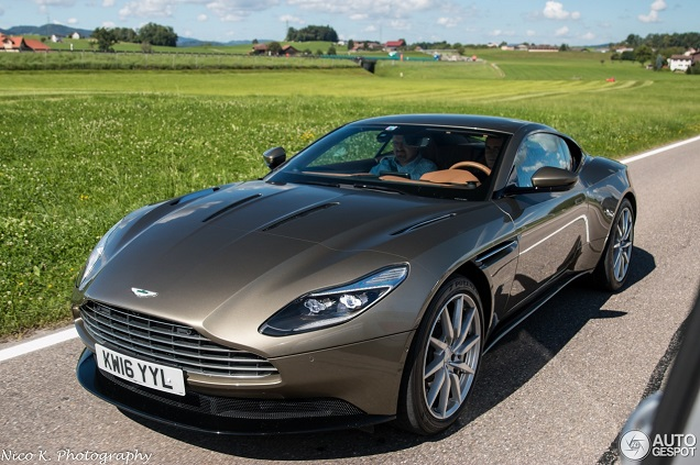 Top 10 Colors Aston Martin Db11