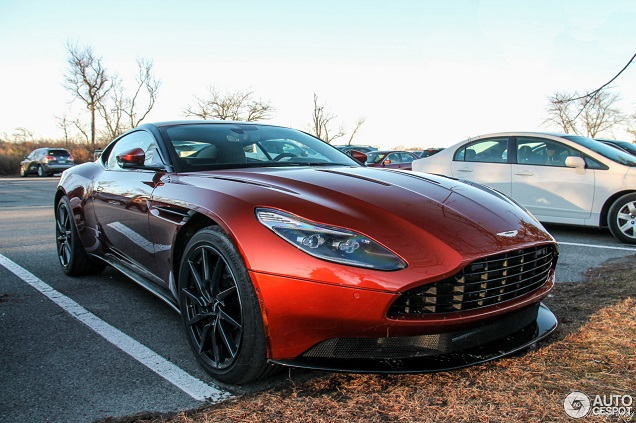 top 10 colors: aston martin db11