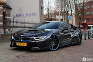 The BMW i8 according to AC Schnitzer