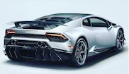 Lamborghini Huracán Performante sắp sửa ra mắt