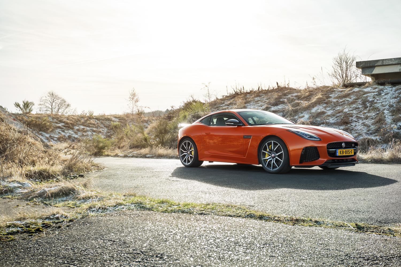 Gereden: Jaguars venijnigste: F-TYPE SVR