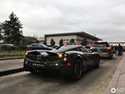 Spot of the Day USA: Pagani Huayra in Houston