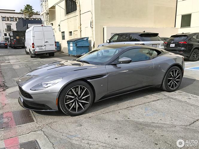 Spot Of The Day Usa Aston Martin Db11