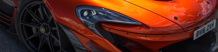 Spot of the Year 2016: McLaren P1 GTR