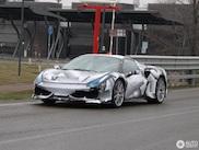 Ferrari is de 488 Pista intensief aan het testen