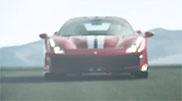 """Vem aí o novo 488 """"GTO""""!"""