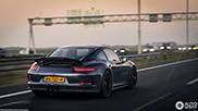 Spot van de dag: Porsche 911 R