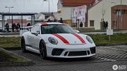Alle kleuren van de regenboog: Porsche GT3 MKII