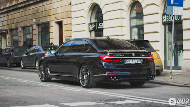 Is de Alpina B7 de ultieme 7 serie?