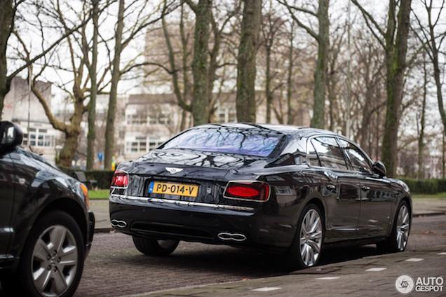 Deze Bentley moet je niet onderschatten