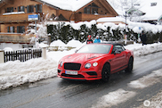 Ook Bentley legt zijn klanten graag in de watten!