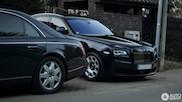 Pakken we vandaag de Rolls-Royce Ghost of de Maybach 57?