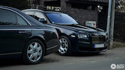 Pakken we vandaag de Rolls-Royce Ghost of de Maybach 57?