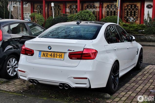 We zeggen vervroegd vaarwel tegen de BMW M3 F80