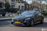 荷兰首摄:2018 马赛地 S 63 AMG Coupé