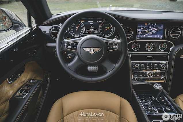 Bentley Mulsanne Speed is prachtig vastgelegd in Utrecht