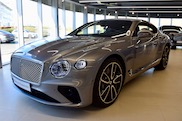 In levenden lijve: 2018 Bentley Continental GT