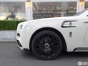 Niet alledaags, Rolls Royce Wraith door Mansory!