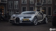Spot van de Dag: Bugatti Chiron in Den Haag