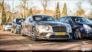 Spot van de dag: ongelofelijk mooie Bentley Continental Supersports