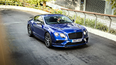 Gereden: Bentley Continental Supersports Coupé