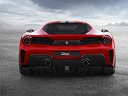 Ferrari 488 Pista: the most powerful V8 in Ferrari history