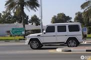 Te makkelijk: G 63 AMG spotten in Dubai