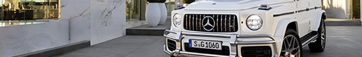 全新 2019 马赛地AMG G63